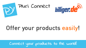 Billiger.de Connector | Pluri Connect