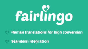 Fairlingo - high quality e-commerce translations