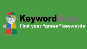 KeywordMate - SEO keywordtool