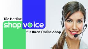 shopvoice - professionelle Webshop-Hotline