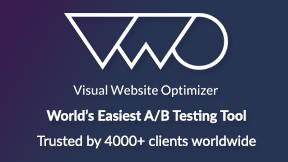 Visual Website Optimizer