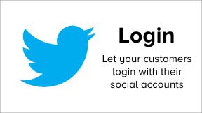 Social Login - Twitter