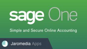 Sage One Connector (Beta)