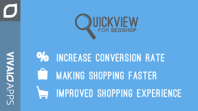 Quick View - Making Shopping Faster